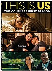 This is us Season 1 (Blu-ray + DVD + Digital HD)