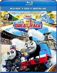 The Great Race(Blu-ray + DVD + Digital HD)
