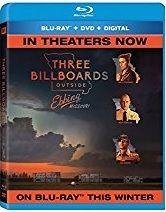 Three Billboards Cover