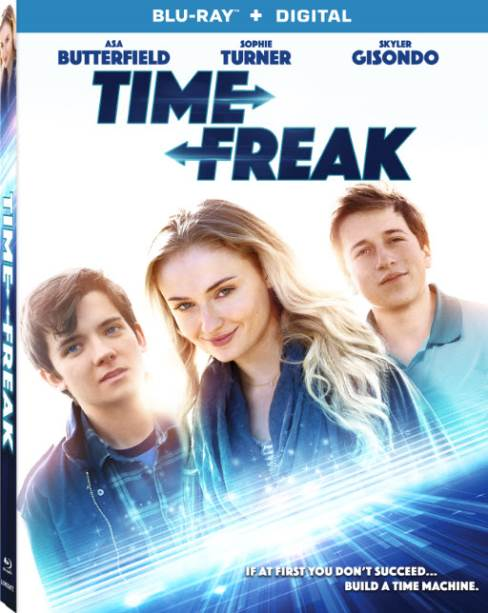 Time Freak Blu-ray Review