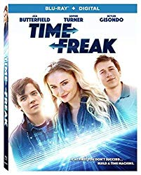 Time Freak (Blu-ray + DVD + Digital HD)