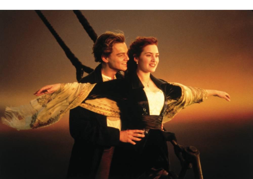 titanic still - Sinema d�nyas� 'ndaki en �ekici �ift sizce hangisi ?