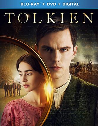 Tolkien (Blu-ray + DVD + Digital HD)