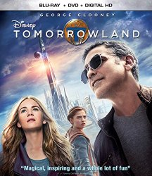 Tomorrowland (Blu-ray + DVD + Digital HD)
