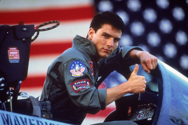 Top Gun DVD Review - SmartCine