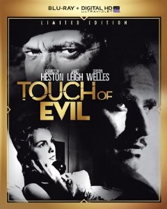 Touch of Evil (Blu-ray + DVD + DIGITAL HD with UltraViolet)