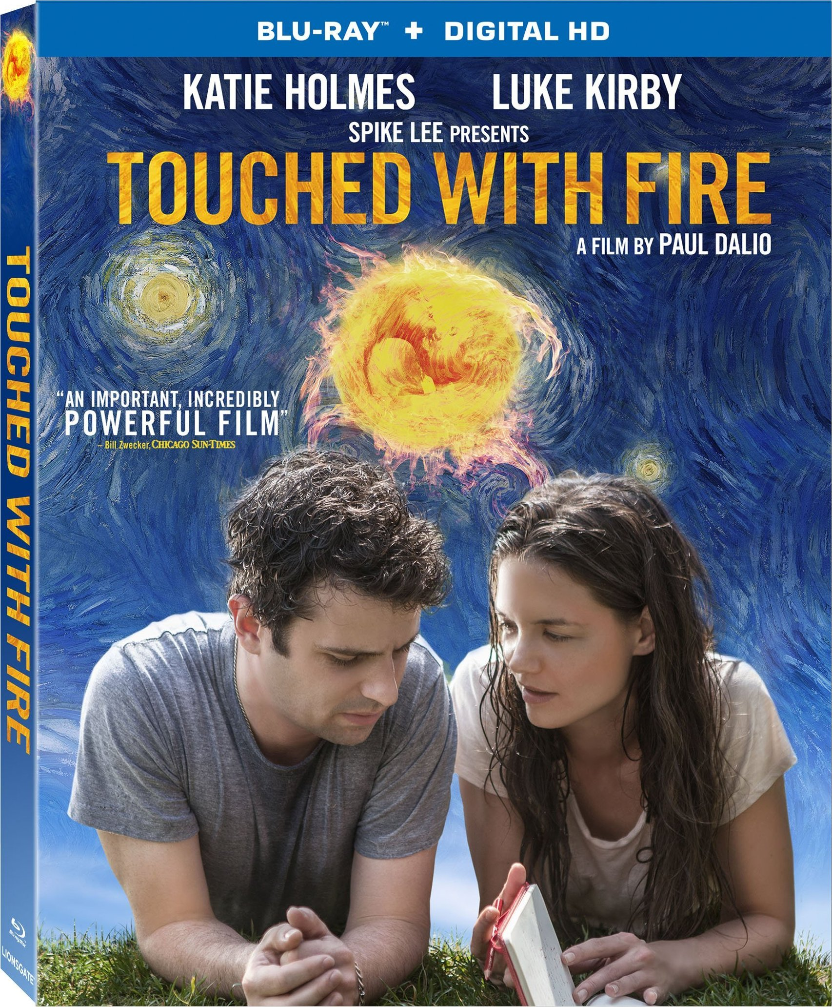Touched With Fire Blu-ray Review