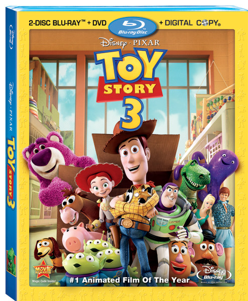 Toy story 3 release date