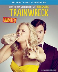 Trainwreck Blu-ray