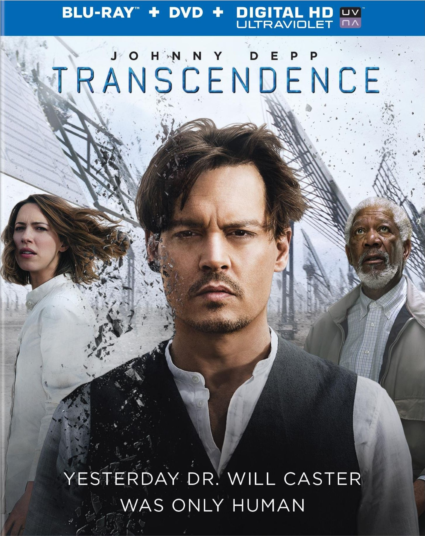 Trancendence Blu-ray Review