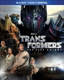Transformers The Last Knight Blu-ray