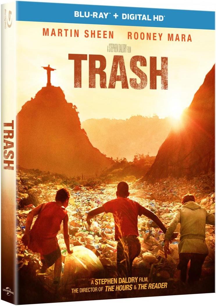 Trash Blu-ray Review
