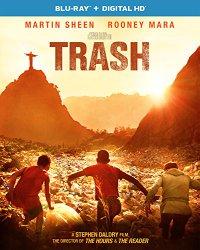 trash (Blu-ray + DVD + Digital HD)