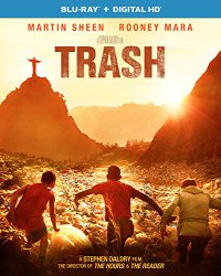 Trash Blu-ray