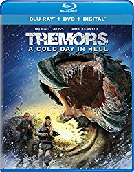 Tremors A Cold Day In Hell(Blu-ray + DVD + Digital HD)