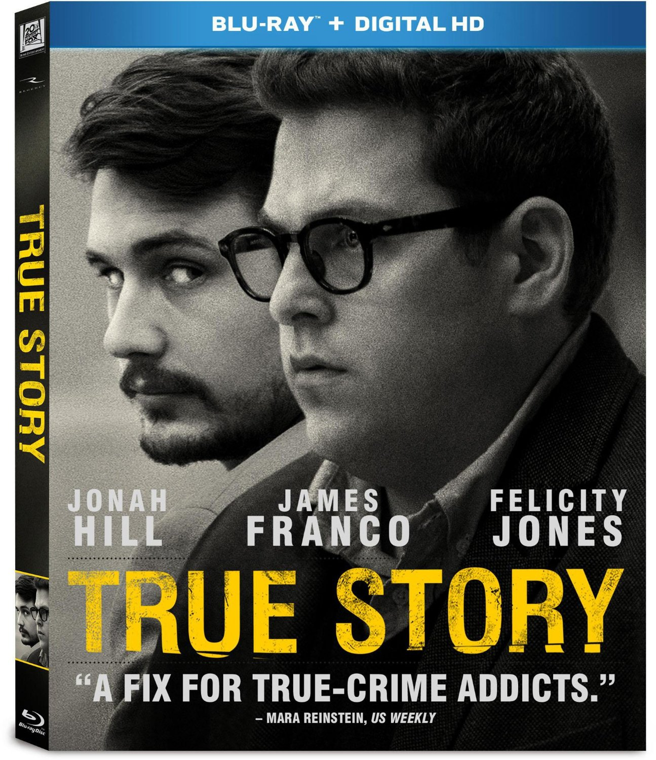 True Story Blu-ray Review