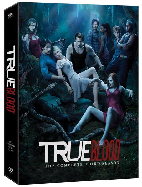 true blood season 3 dvd cover. hair True Blood Season 3 Premiere true blood season 3 cover. true blood