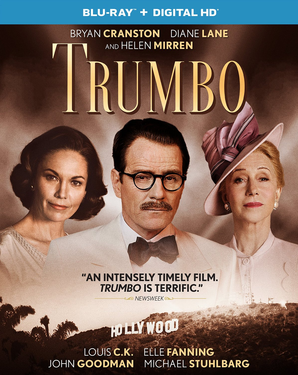 Trumbo Blu-ray Review