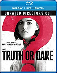Truth or Dare(Blu-ray + DVD + Digital HD)