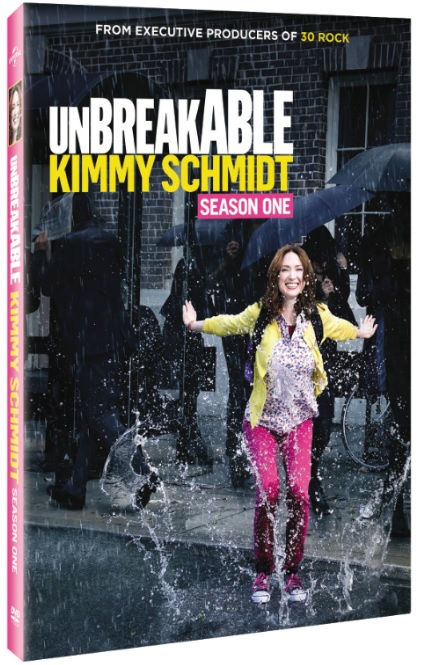 Unbreakable Kimmy Schmidt Season One DVD Review