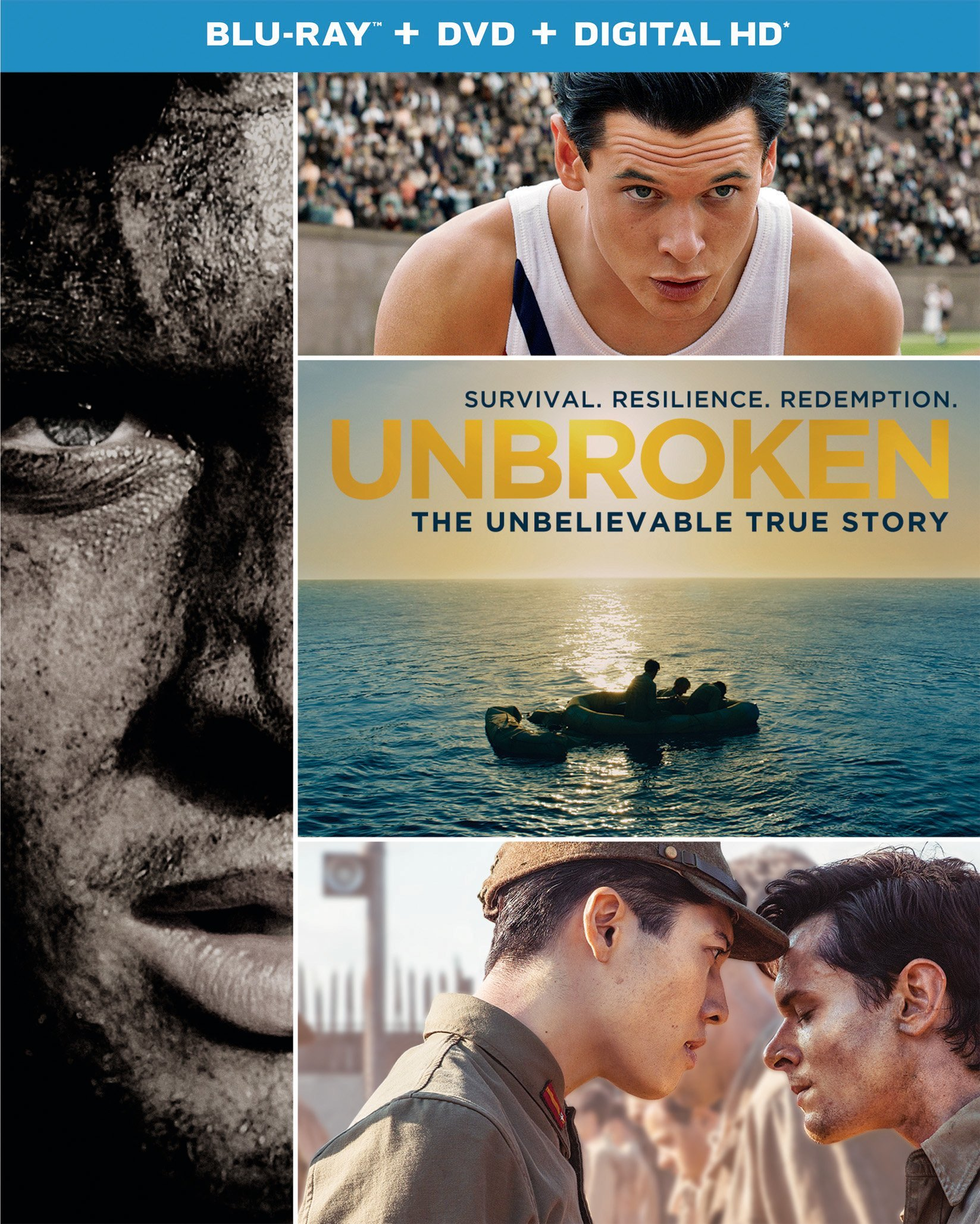 Unbroken Blu-ray Review