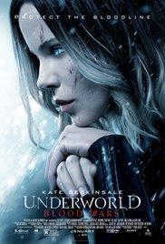 Underworld Blood Wars Blu-ray Cover