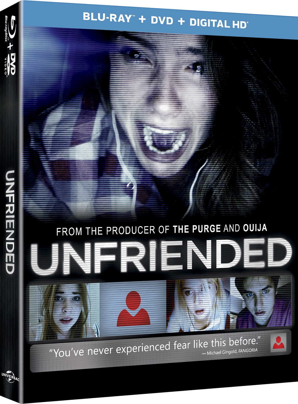Unfriended Blu-ray Review