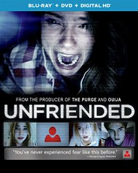 Unfriended Blu-ray Cover