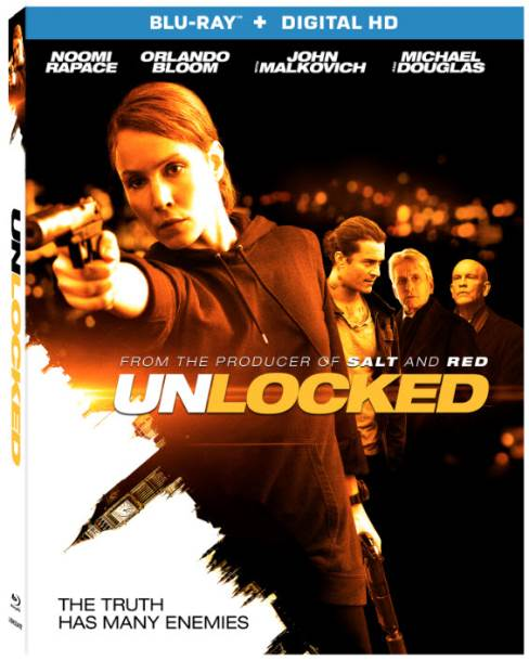 Unlocked Blu-ray Review