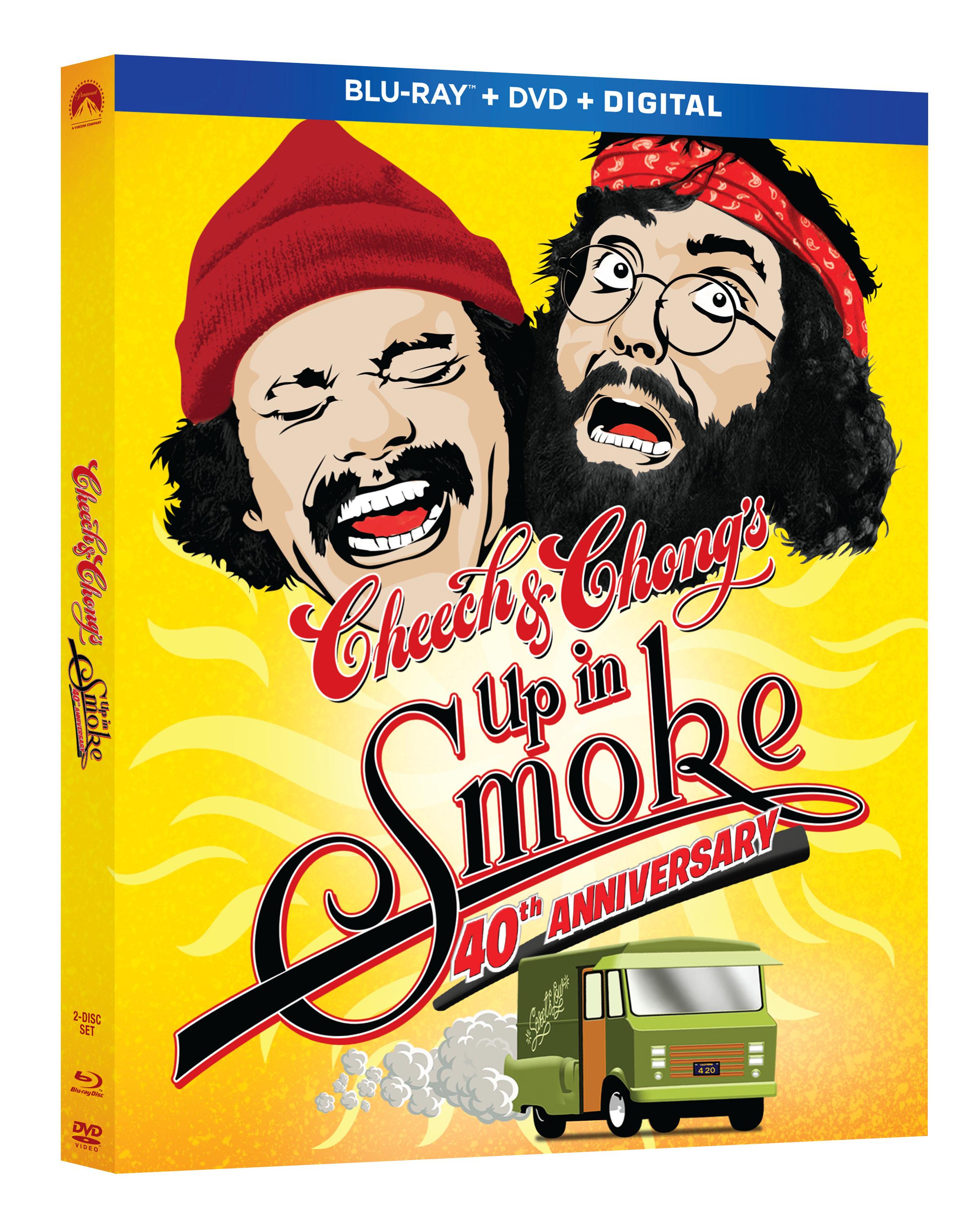 UP IN SMOKE Blu-ray