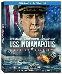 USS Indianapolis: Men of Courage Blu-ray