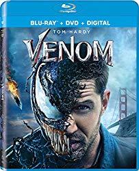 venom(Blu-ray + DVD + Digital HD)