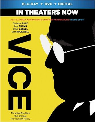 vice (Blu-ray + DVD + Digital HD)