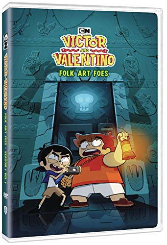 Victor and Valentino Folk Art Foes