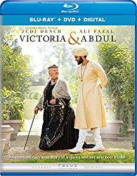 Victoria and Abdul (Blu-ray + DVD + Digital HD)