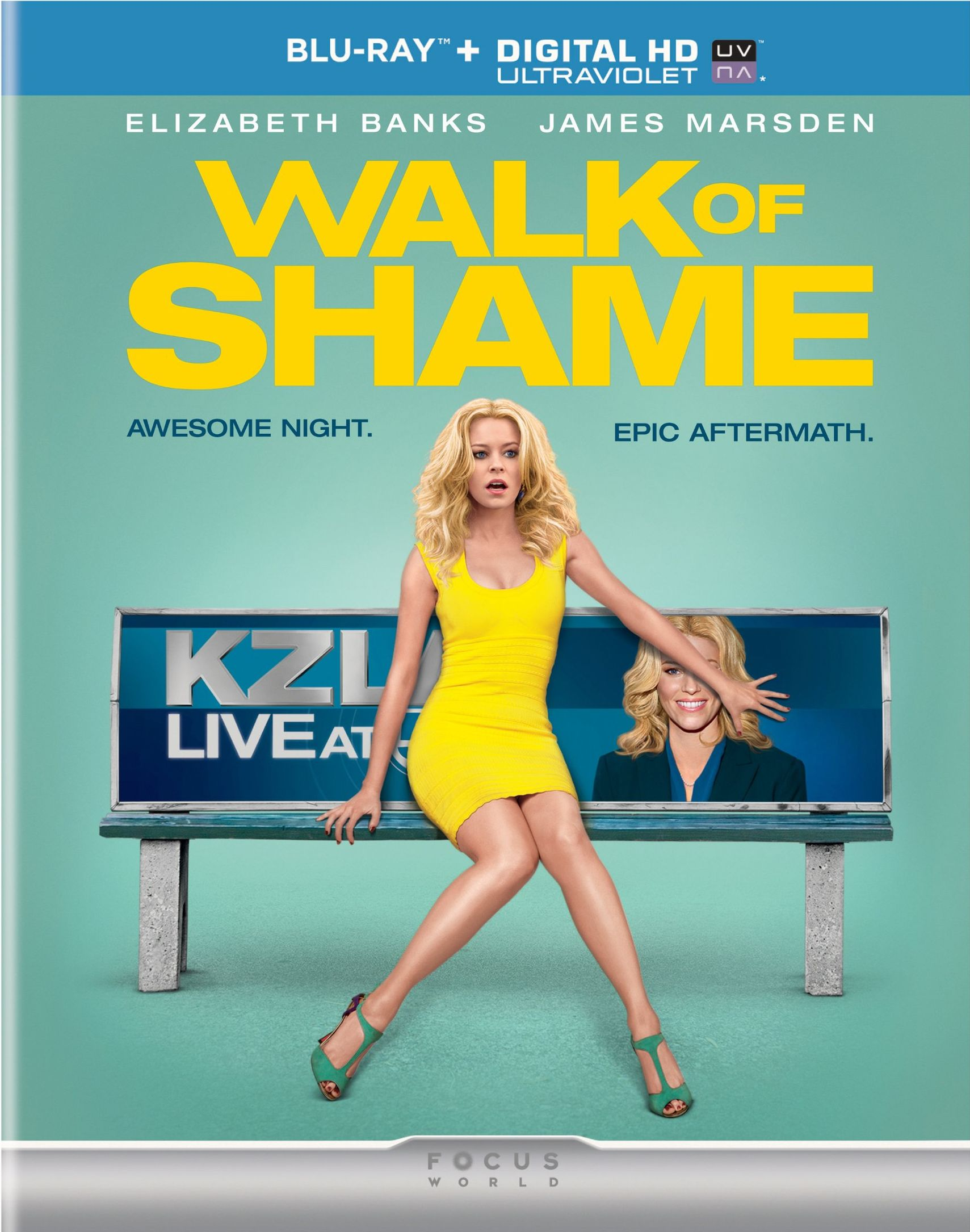 walk-of-shame Blu-ray