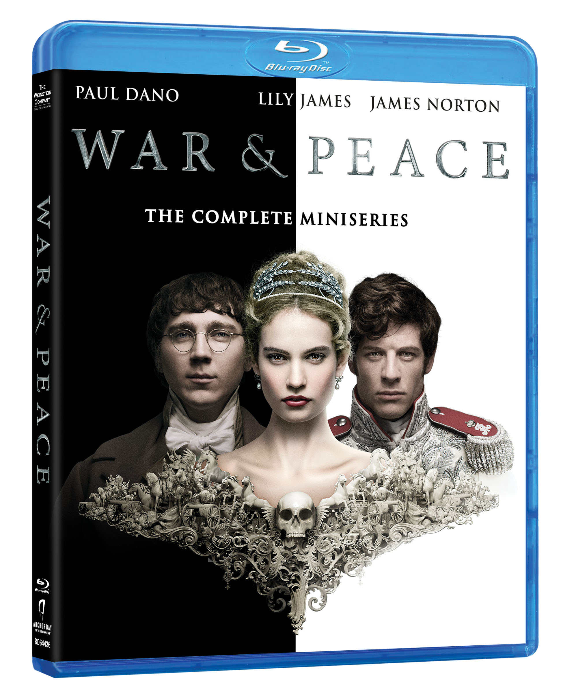 War & Peace Blu-ray Review
