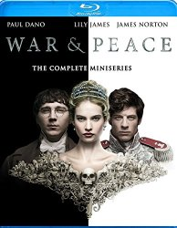 War & Peace (Blu-ray + DVD + Digital HD)