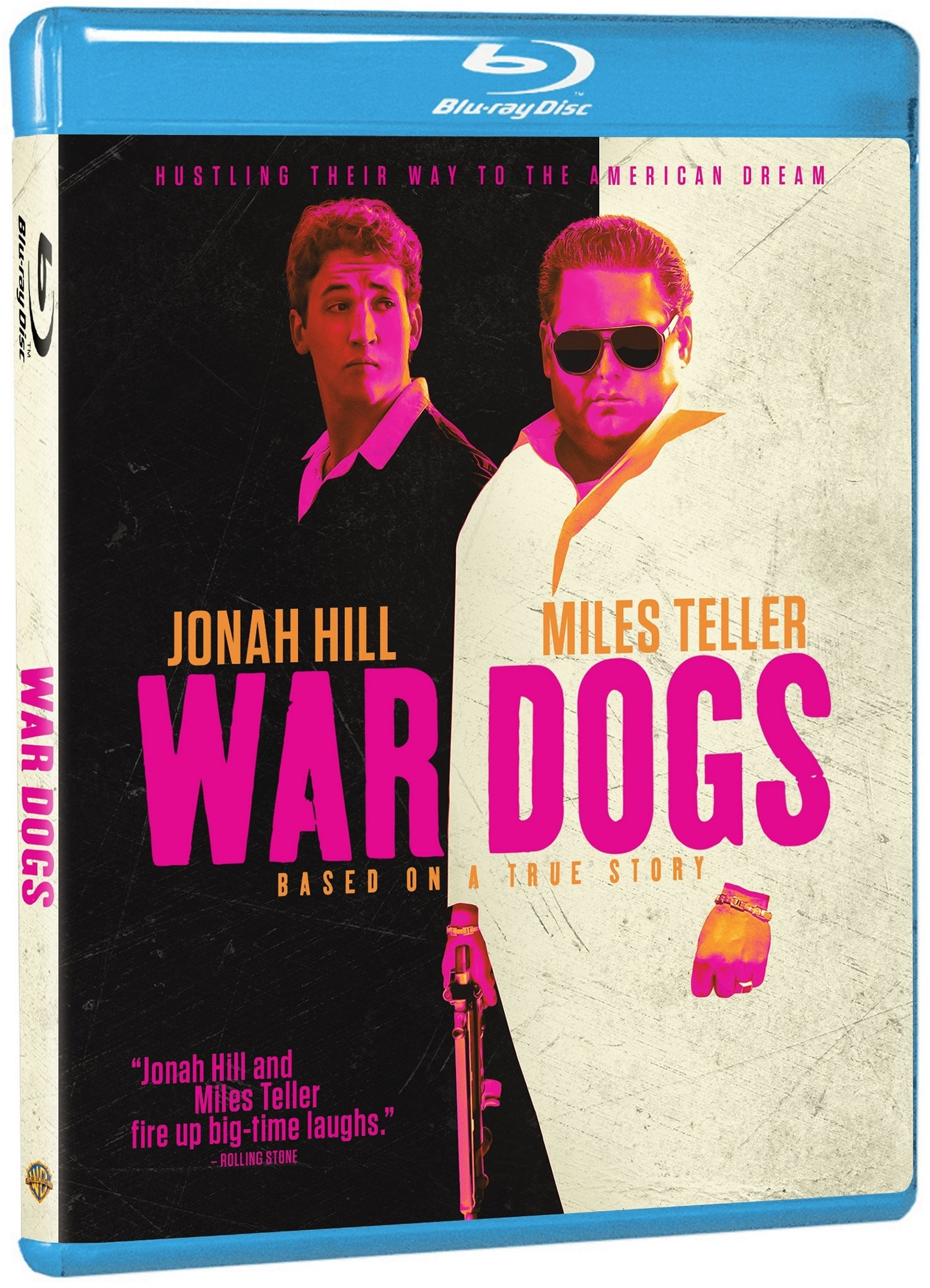 War Dogs  Blu-ray Review