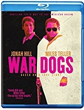 war-dogs Blu-ray Cover