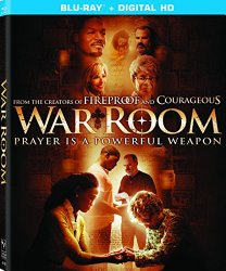 War Room Blu-ray Cover