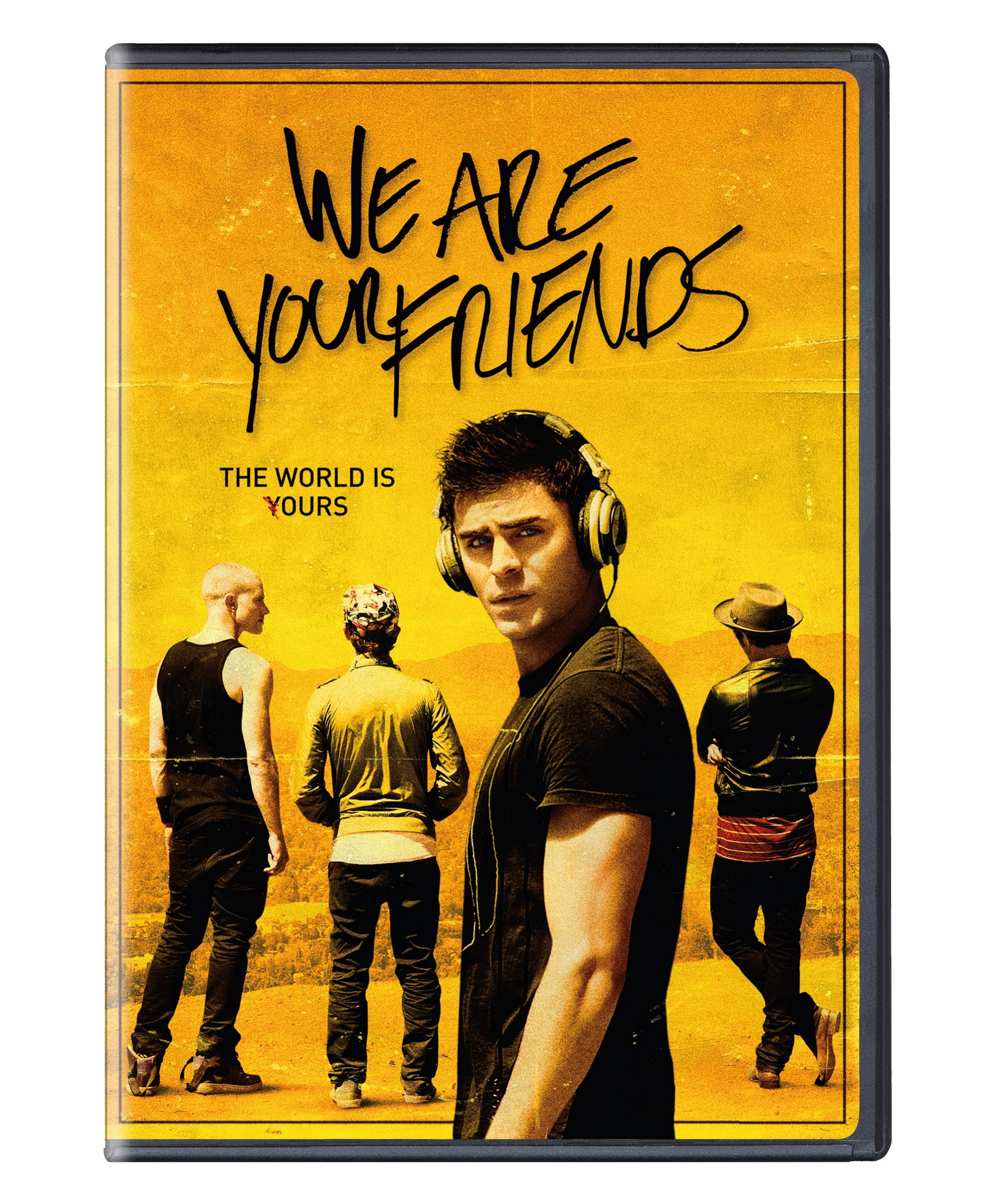 We are Your Friends DVD Review