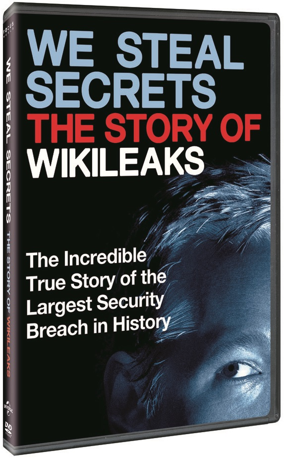 We Steal Secrets The Story of Wikileaks DVD