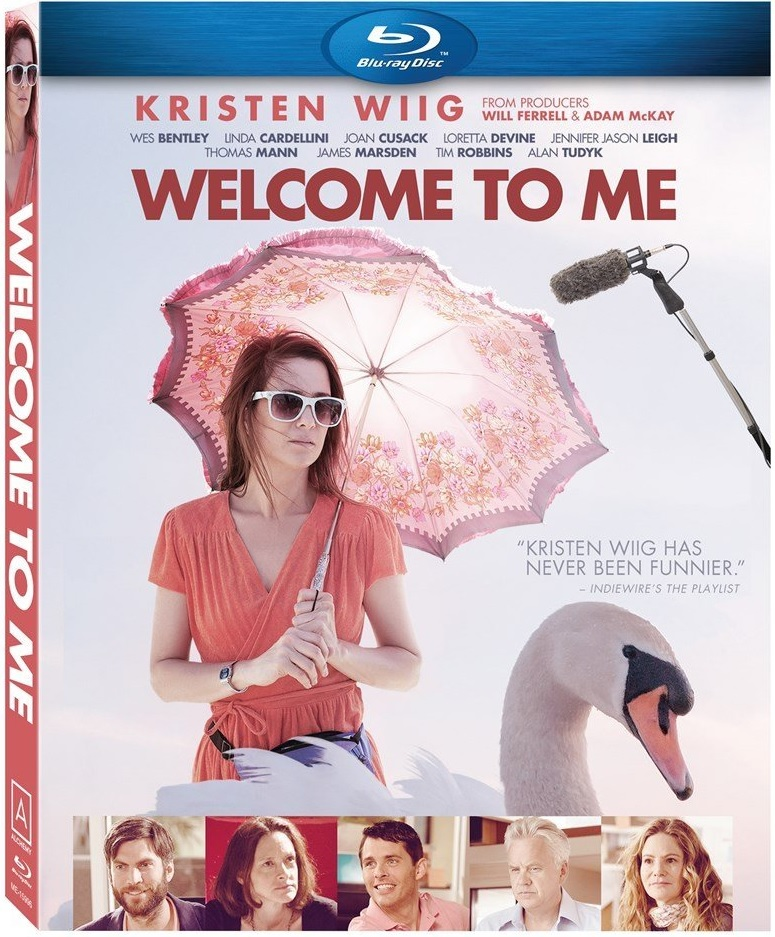 Welcome to Me Blu-ray Review