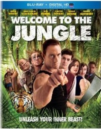 Welcome to The Jungle Blu-ray Release