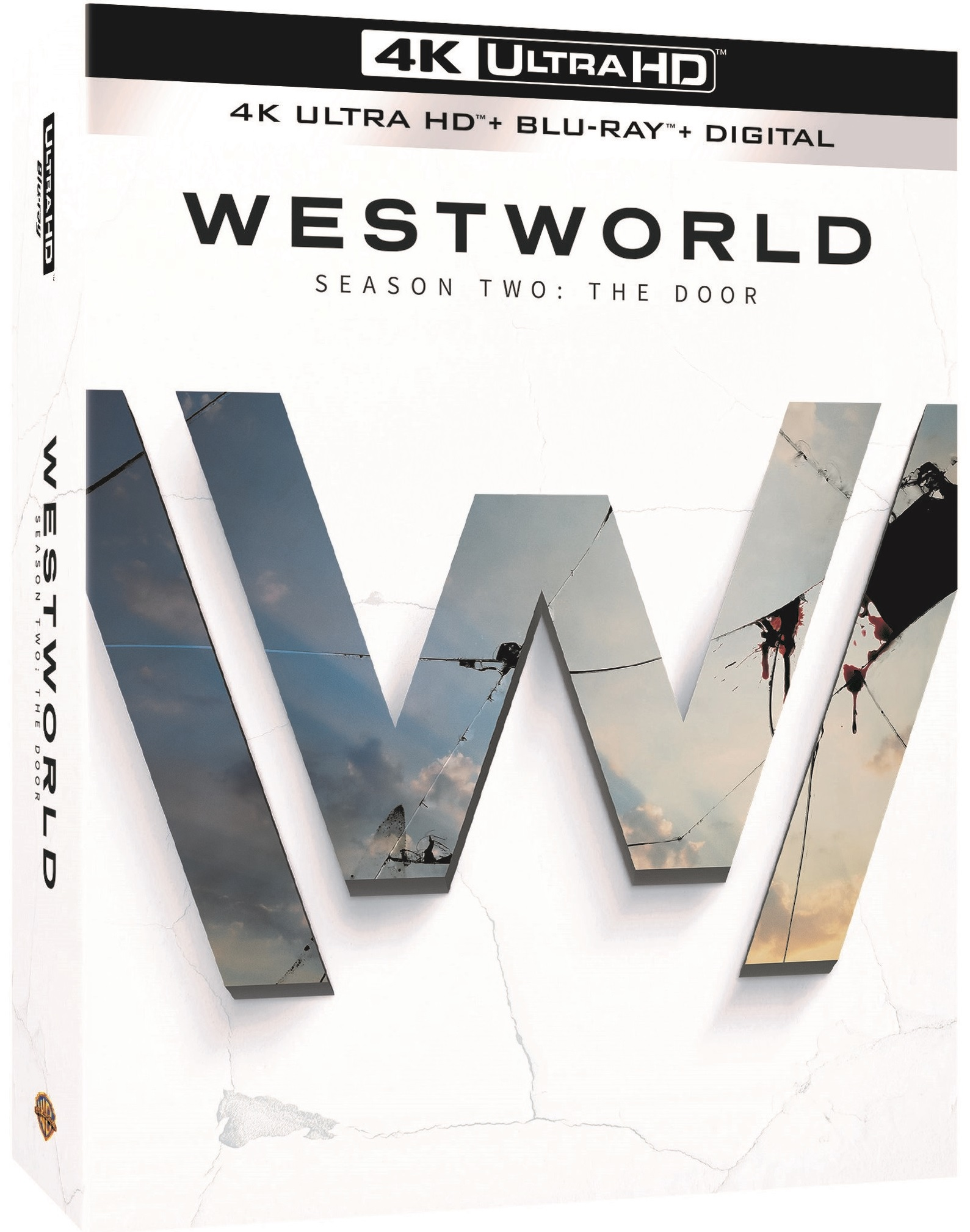 WESTWORLD SEASON TWO: THE DOOR Blu-ray