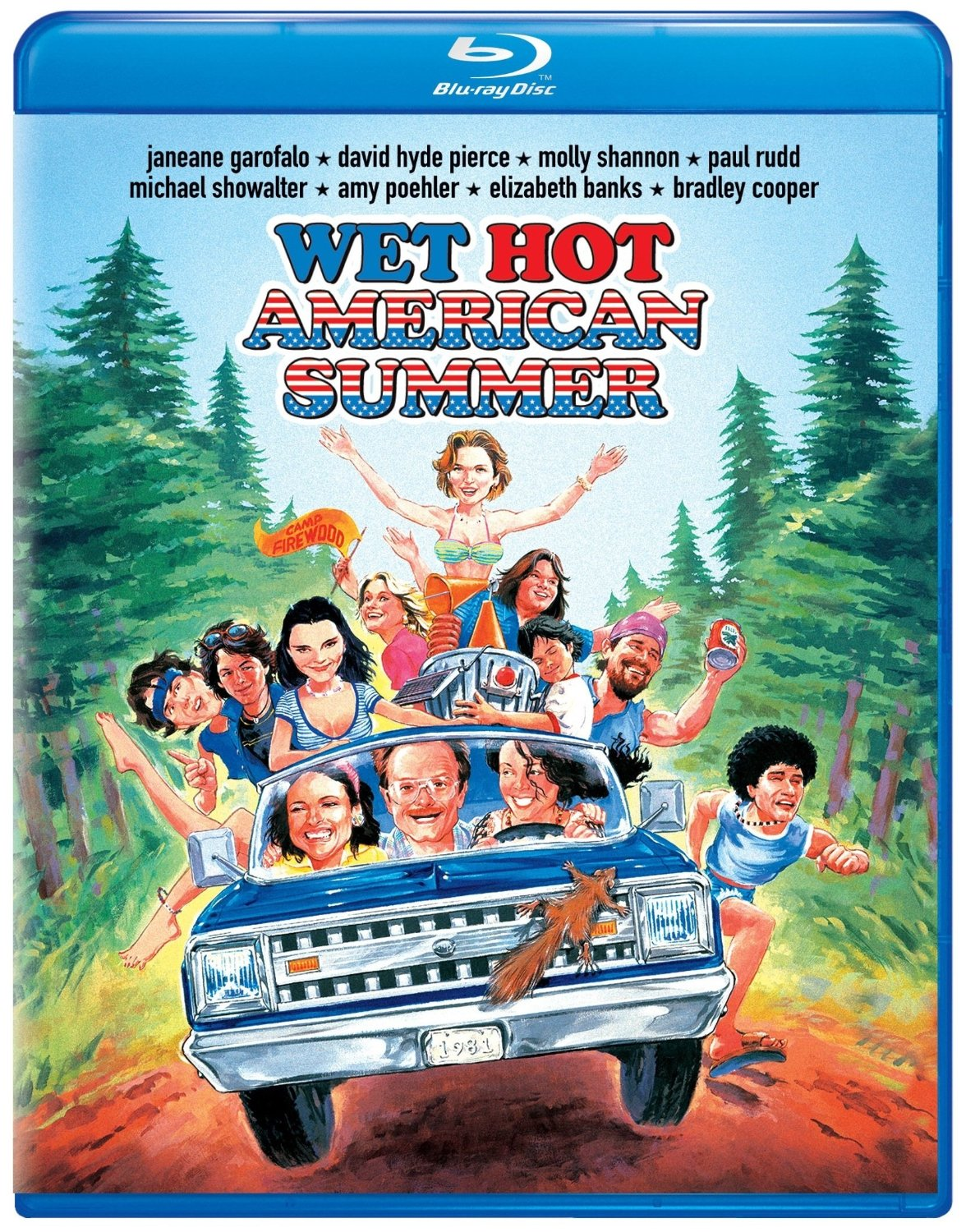 Wet Hot American Summer Blu-ray Review
