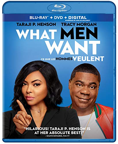 What Men Want Blu-ray