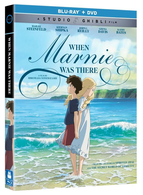 When Marnie Was There Blu-ray Review