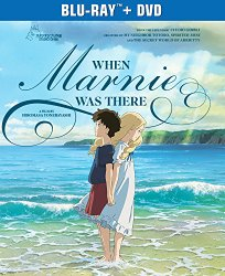 When Marnie Was There Blu-ray Cover